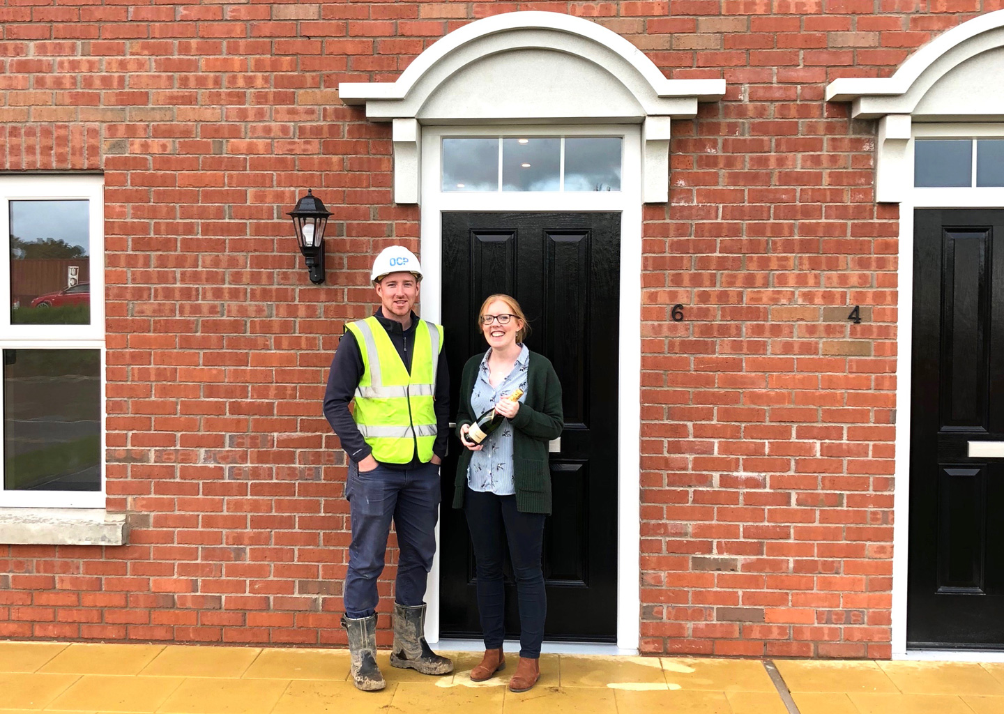 First residents move into new Neptune Group homes at Ollar Valley Ballyclare