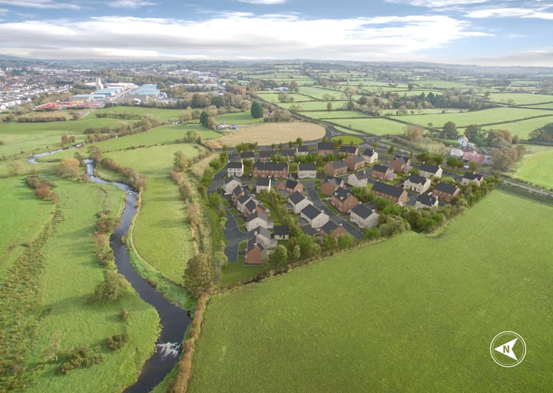 Prestigious Ollar Valley Development set to launch in Ballyclare